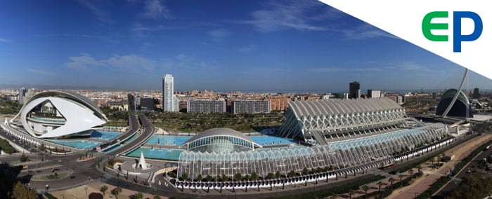 City of sciences Valencia